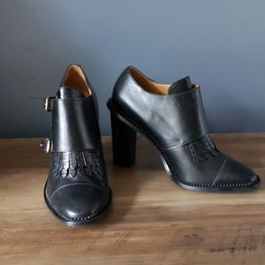 & Other Stories Italian Leather Ankle Boots